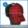 venta caliente más vendido de fantasía y sencillo cálido sombrero ruso de la mujer