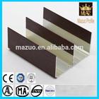 6063 aluminum extrusion profile