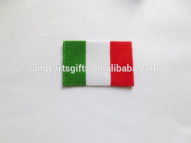 National Flag Green White Red Green White Red Color Flag