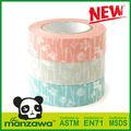 manzawa máquinas de impressão para fitas de cetim washi fita