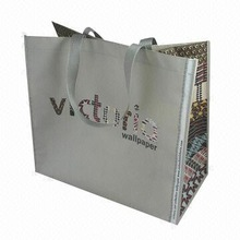 Wenzhou Professional Recycle PP Non-woven Bag/PP Non Woven Shopping Bag/PP Non Woven Tote Bag Manufacturer