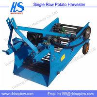 Potato harvester machine for sale 1 row potato digger