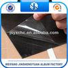 Balck color 0.2 mm rigid pvc plastic sheet