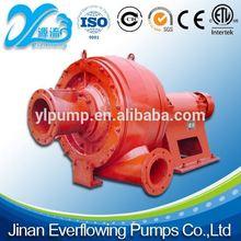 mechanical seal gold mining slurry pumps