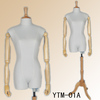 Tailoring dressmaker adjustable female decorative dress form
