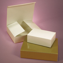 Gloss Colored Tuck Top Candy Boxes For Sale