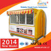 food trailer/street vending cart/coffee kiosk for sale