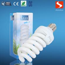 Hangzhou High quality Full spiral light T3 B22 Lamp energy saving lamps Cfl light bulbs