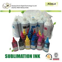 500ml neon sublimation gel ink