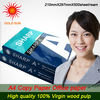 100% virgin wood pulp 3 ply NCR/carbonless computer printing copy paper