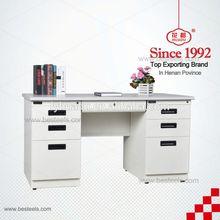 Producing steel office furniture legs