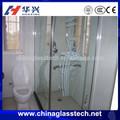 Ce& ccc de água- resistente de vidro fosco interior de pvc porta do banheiro do pvc da porta do banheiro preço.