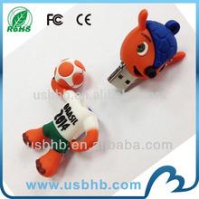 cartoon shape usb flash drives USB 32 g