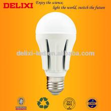 A60 E27 9w Aluminum led bulb,bulb light,light bulb