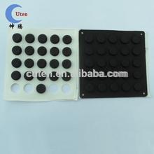 Custom Anti-slip silicone adhesive pad