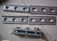 Type U7901 Galvanizedd Steel Angle Suspension Clamps