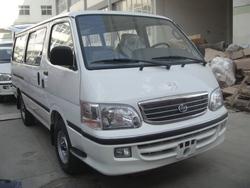 Hot Sale Petrol or Diesel Hiase Van 15 Seats Mini Bus