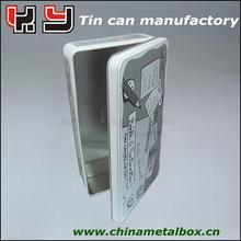 pencil tin,stationery tin,tin pencil case