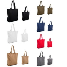 Cotton material tote bag,large size canvas tote bag