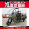 3 wheel motorcycle 250cc/diesel tricycle/horse tricycle