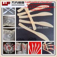 custom EU standard tableware plastic knife mold/knife handle mould