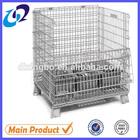 wire mesh medium size storage metal container
