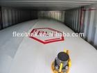 China logistics flexitank and flexi bag for bulk palm oil