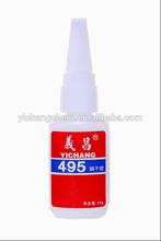plastic bonder 495 super glue