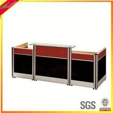 MDF reception desk (salon furniture) reception counter desk