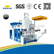 QMY12-15 multi automatic hydraform hole brick making machine
