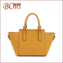 2014 yellow patent leather handbags patent leather purses plain cotton tote bag