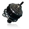 2014 New 48V 350W brushless wheelbarrow motor