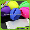 multiple colors silicone speaker / Amplifier for mobile phone