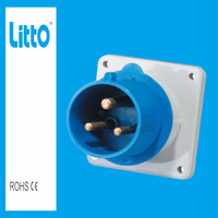 hot sale cee male and female electrical outlet and plug