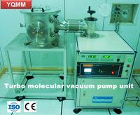 Turbo molecular vacuum pump unit/vacuum pump set/vacuum pump system