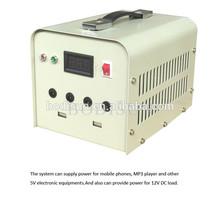 5W hot sale solar energy kit/ solar generating system