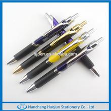 MOQ 1,000 PCS Metal Triangle Ball Pen,Cheap Personalized Pens