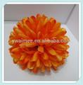 Aimee de yiwu china suministro de artesanías decorativas de flores de tela para el cabello( am- f- 026)