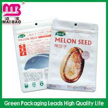 Reach SGS/ROHS standard sunflower seeds plastic packaging bags