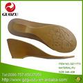 moda mocassini di cuoio suola per le scarpe