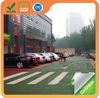 Water resistance ultra thin paving colored asphalt for road construction