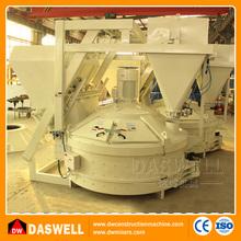 large capacity professional electric motor concrete mixer
