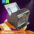 alta produção de piso tipo 31 lâminas elétrica manual slicer do pão