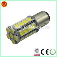 1142 (BA15D) 1157 (BAY15D) 1156 (BA15S) BA15D(1142) bayonet 4W auto led bulb replace 30-35W halogen light