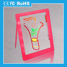 (ZDM2)led flashing writing board for kids made in china