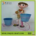 novo produto alibaba china fornecedor decoração casa jardim de plantas de flor de madeira pote titular