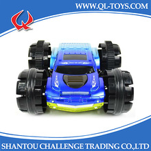 Double Sided RC Stunt Toy Car 360 Degrees