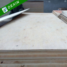 Low Price E/F Grade Birch Plywood for Packing or Low Grade Furniture