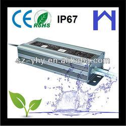IP67 12V 6.67A 12V 80W Led Power Supply