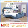 Golden Furniture design modern fabric kids truck bed 2809B
